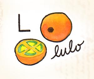 Frutas Detail by Eliza Stein.