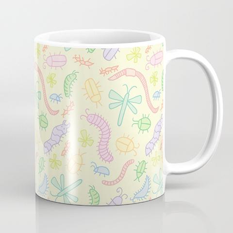 Pastel Bug Mug Photo