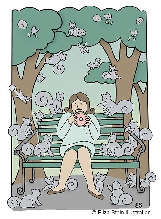 Calling All Squirrels