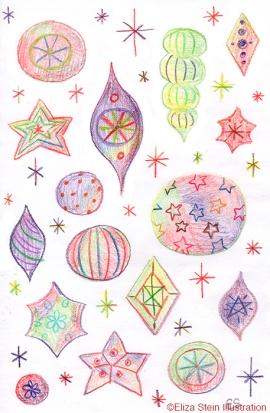 Ornaments Sketch