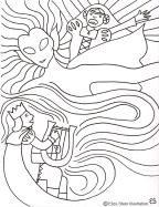 King Orfeo Illustration