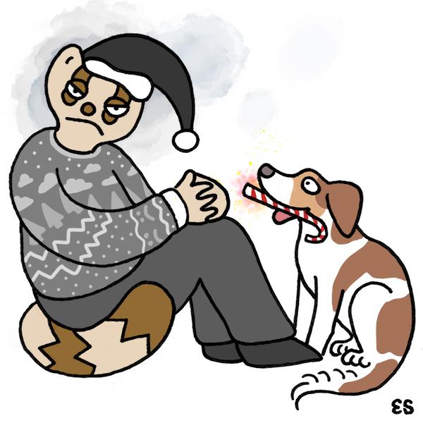 Lil Humbug Illustration